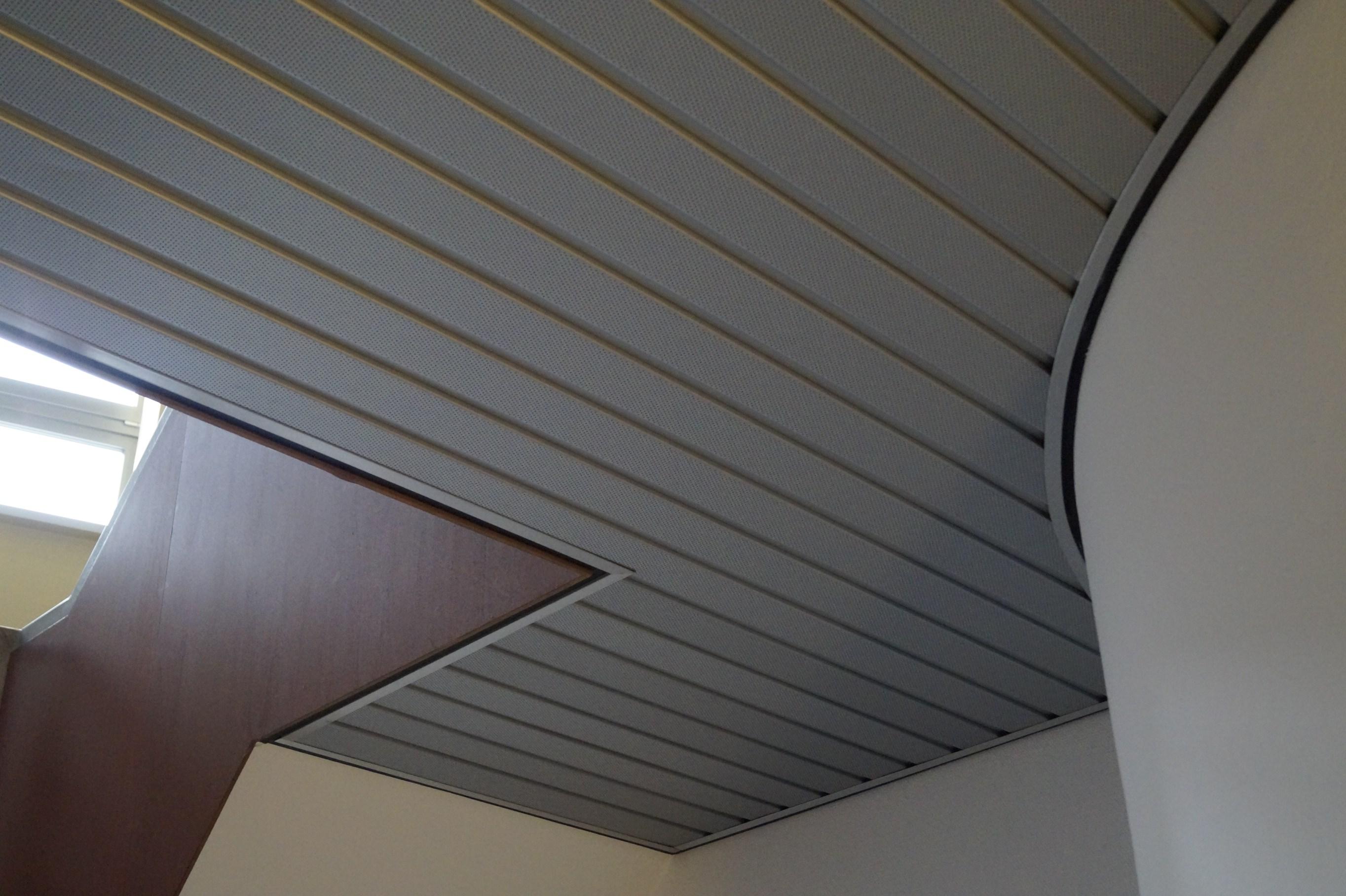Lamellenplafonds – Mdf lakken hoogglans