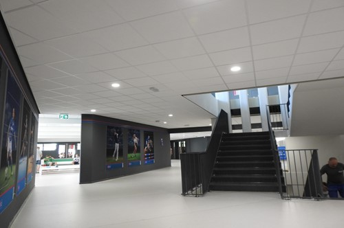 Center for Sports & Education opgeleverd